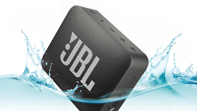 JBL GO2 Wireless Bluetooth Mini Waterproof Outdoor Speaker Bass Sound With Mic