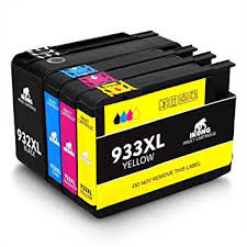 HP 933XL Y Extra Capacity Yellow Compatible  Inkjet Cartridge