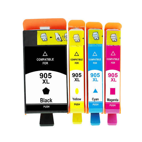 HP Compatible 905XL Magenta Ink