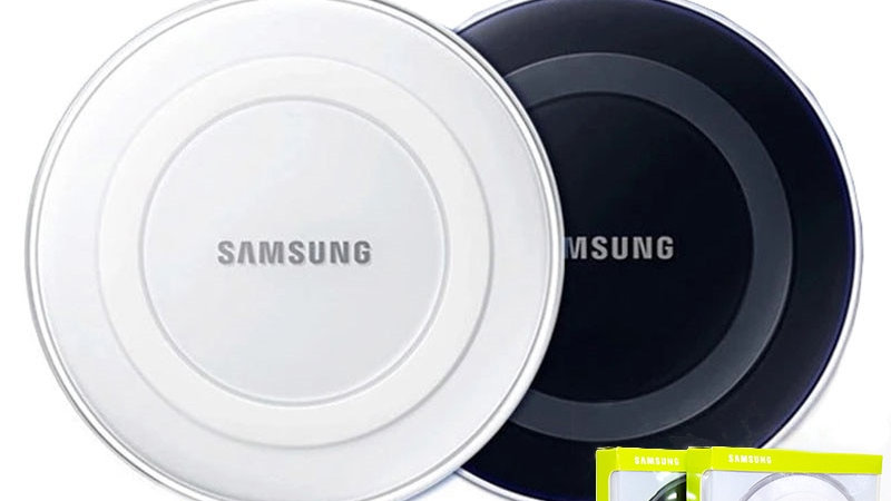 Original Samsung Wireless Charger Adapter Qi Charge Pad