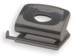 Marbig® 2 Hole Plastic Punch (medium) - 20 sheets
