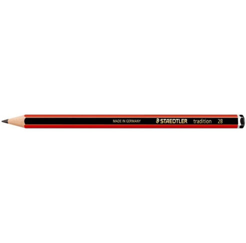 STAEDTLER TRADITION PENCILS – BOX OF 12