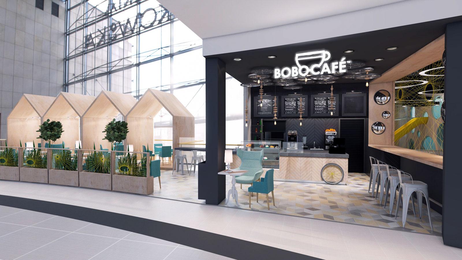 Kulkowo Bobo Cafe elewcja