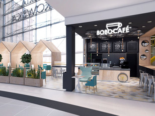 Kulkowo i Bobo Cafe -  nowa przestrzeń dla dziecka