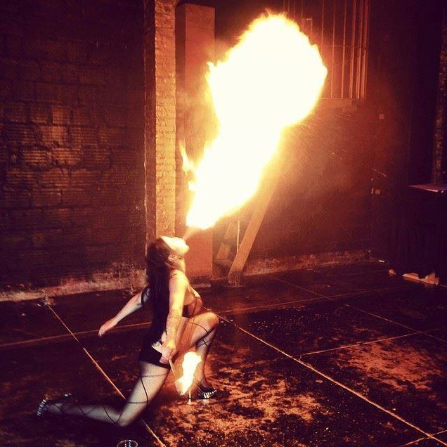 Santino Noir's Mainstream Misfits Music Video 19