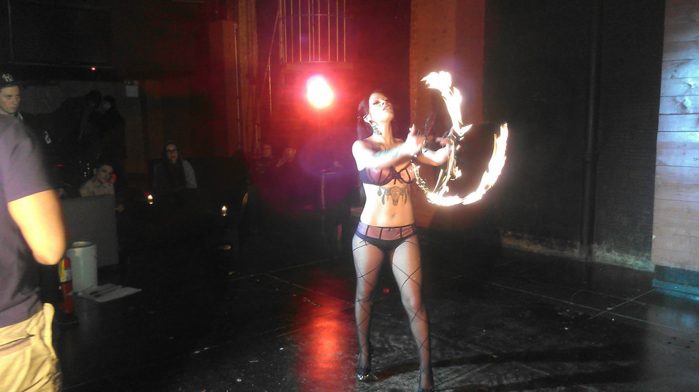 Santino Noir's Mainstream Misfits Music Video 3