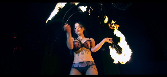 Santino Noir's Mainstream Misfits Music Video 8
