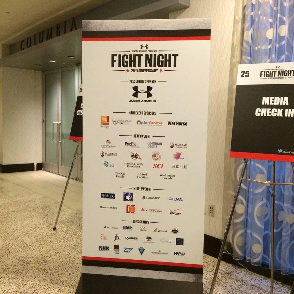 Fight Night in DC at Washington Hilton 3