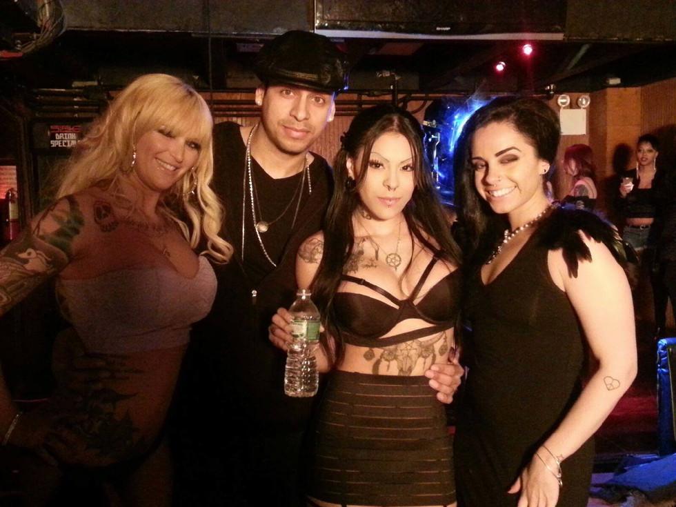 Santino Noir's Mainstream Misfits Music Video 17