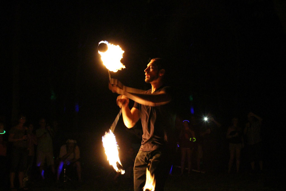 Fire Performers in Bohemia , NY 44