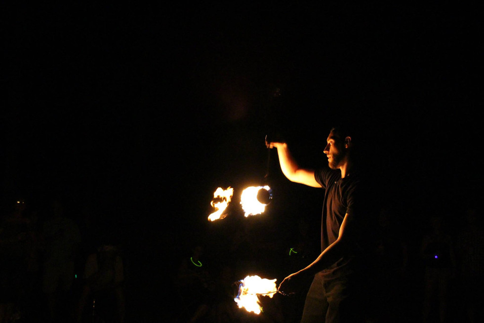 Fire Performers in Bohemia , NY 36