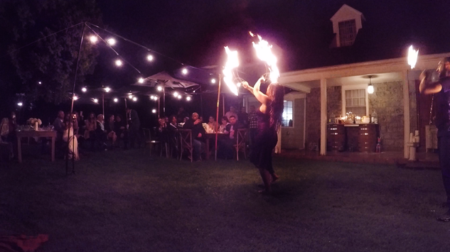 Fire Performers in White Plains NY
