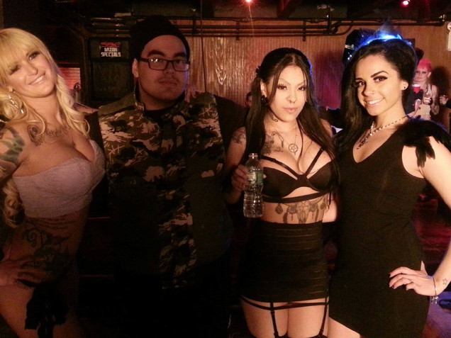 Santino Noir's Mainstream Misfits Music Video 13