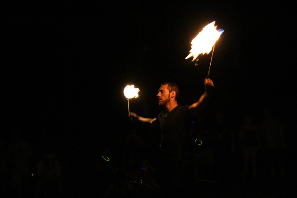 Fire Performers in Bohemia , NY 38
