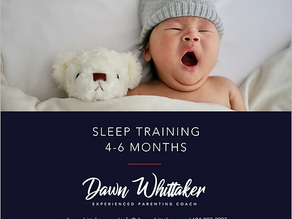 Top 5 Ways That Sleep Training Will Change your life