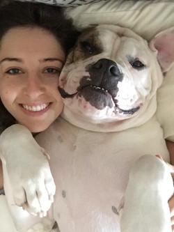 Rugie & Mommy