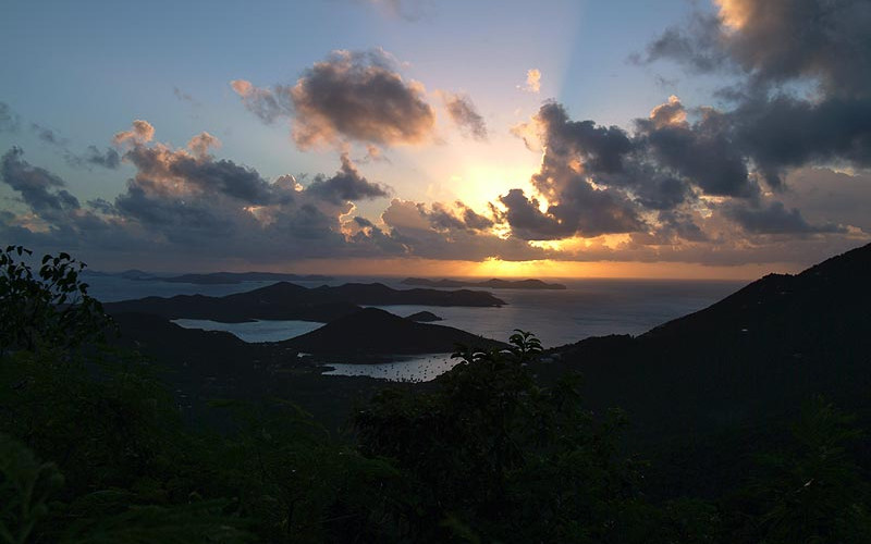 BVI Sunrise