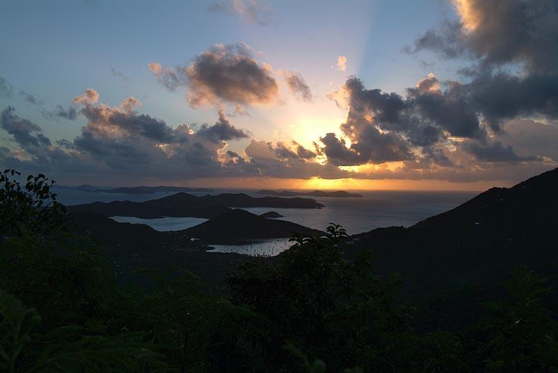 BVI Sunrise