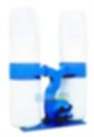 BlueFan | Quạt hút lọc bụi công nghiệp