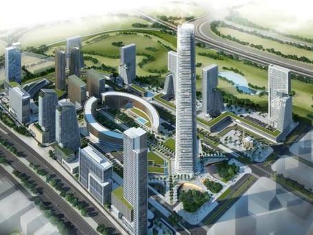 ليه الاستثمار في العاصمة الادارية دلوقتي و بالاخص في حي المال والاعمال؟