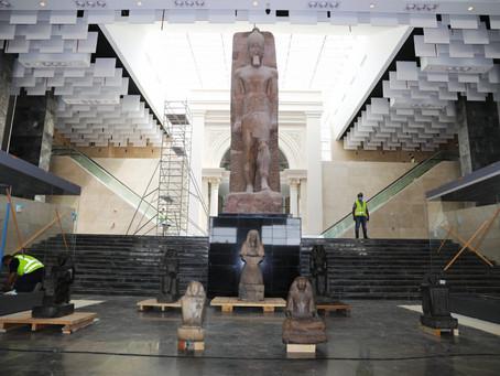 ما الذي تعرفة عن متحف العاصمة الادارية؟