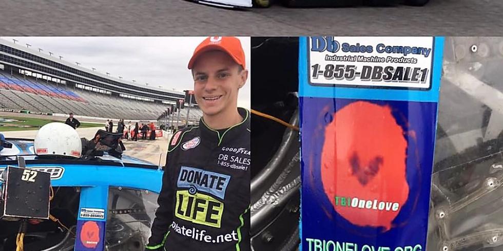 TBI One Love & Joey Gase Race Team