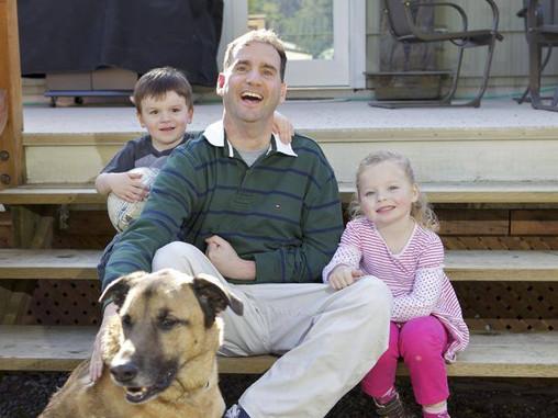 TBI One Love Survivor Michael Coss