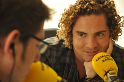 David Bisbal i Manel Fuentes