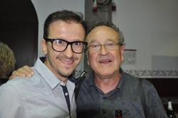 Amb el gran Francesc Fàbregas