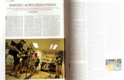 Revista L'Avenç. Gener 2015