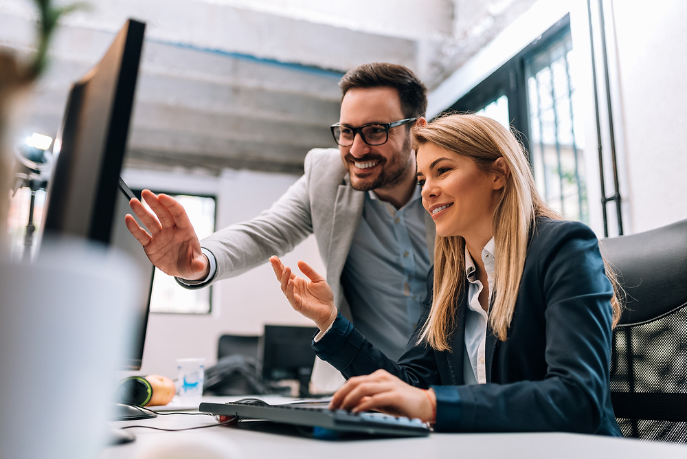 Insurance agency staff members plan and prepare for customer insurance review meetings with their current customers instead of quick leads