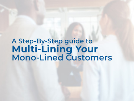 A Step-By-Step Guide to Multi-Lining Your Mono-Lined Customers