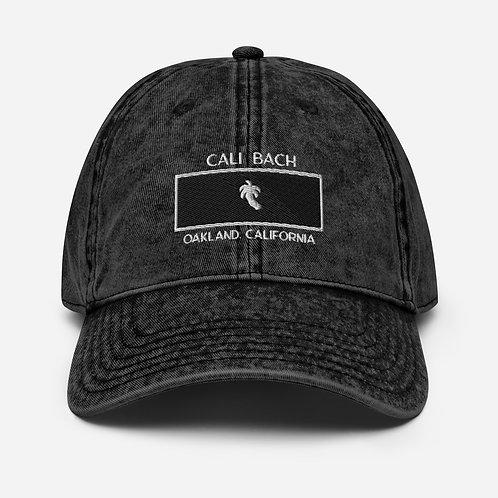 Cali Bach Flag Dad Hat