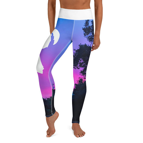 Cali Bach Issa Beautiful Day Yoga Leggings
