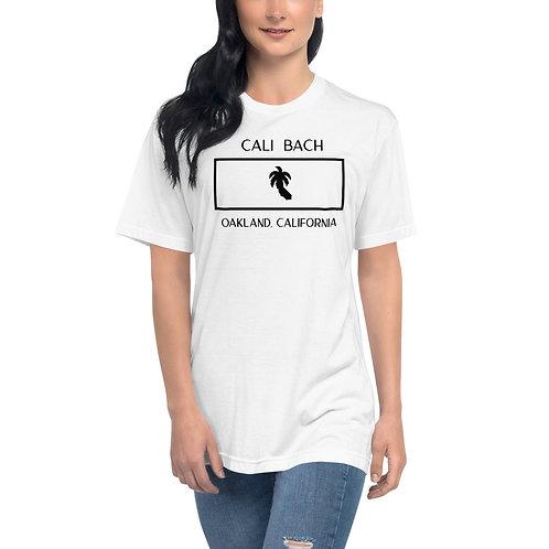 Cali Bach Flag Unisex t-shirt