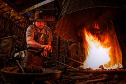 Chandler, Arizona - Blacksmith