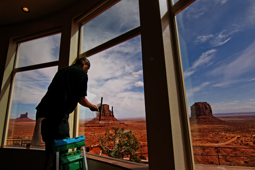 Monument Valley Cleanup