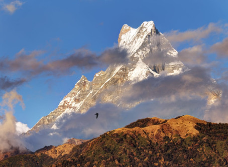 Nepal (Part 2): Poon Hill Trekking