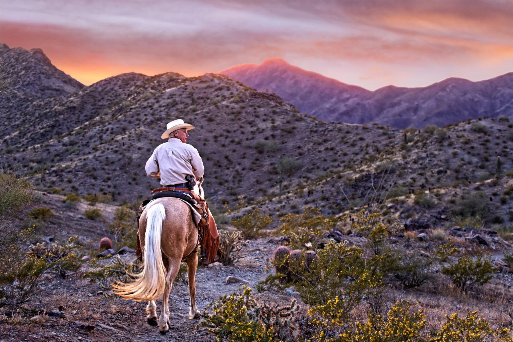 Phoenix, Arizona - Sunset Rider
