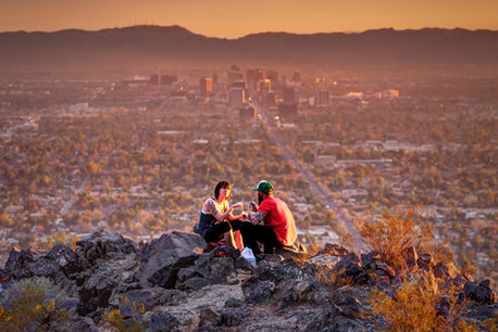 Dinner in High Places - Phoenix, AZ