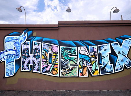 Exploring the Murals of Phoenix, Arizona