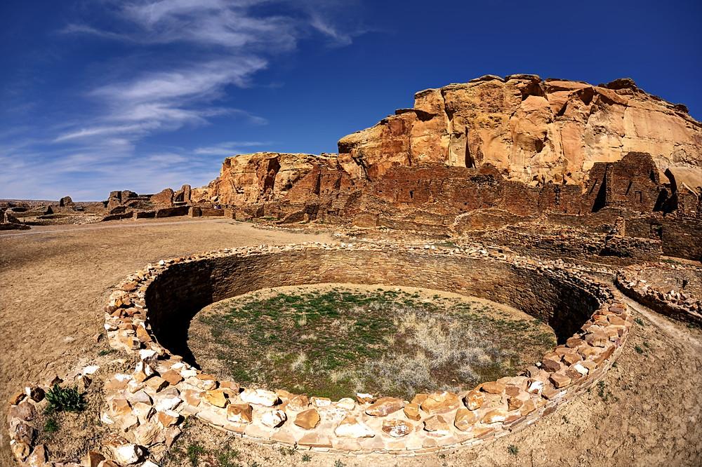 Pueblo Bonito - Kiva
