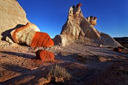 Blue Canyon, Arizona - Hoodoos