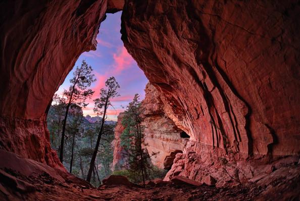 Soldier Pass Arch - Sedona, AZ