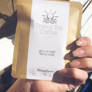 Brand Awareness for Organic Travel Sip Coffee