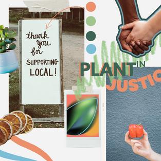 Branding for an Urban Garden Business