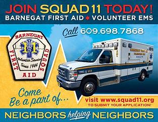Barnegat First Aid Recruitment