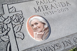 oval headstone pictures, pictures for headstones, memorial pictures