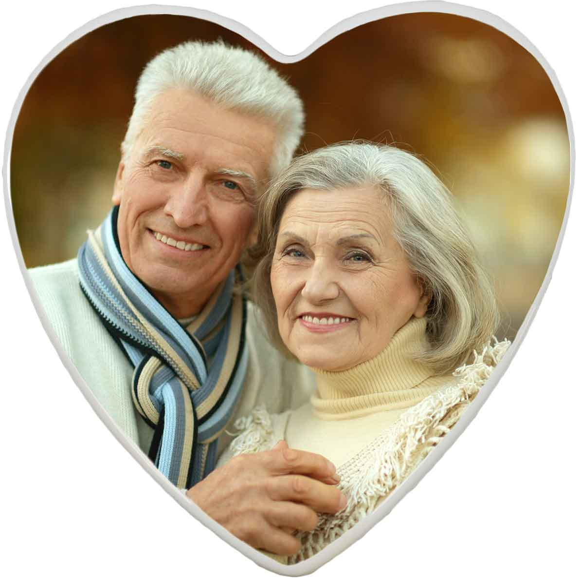 Pictures for Headstones | Heart Ceramic Headstone Pictures