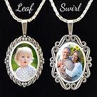 Photo Pendant Necklaces